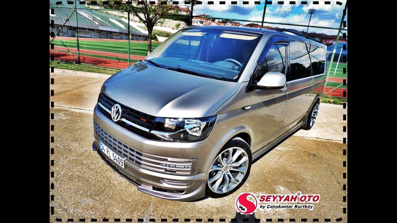 seyyah oto - satılık - 2016 sıfır vip transporter 140 hp dsg