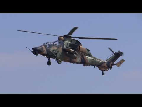 Australian Army Aviation Eurocopter (now Airbus Helicopters) ARH Tiger A38-015
