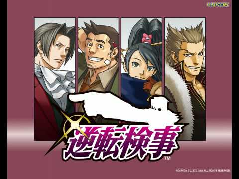 Ace Attorney Investigations: Miles Edgeworth - Quercus Alba ~ The Enemy Who Surpasses the Law