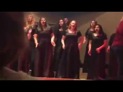 Loganville high school chorus fall 2017 13
