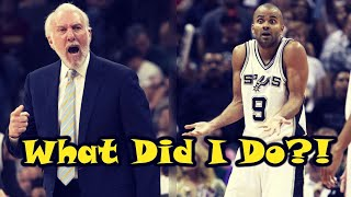 How A Scandal Almost Got Tony Parker TRADED