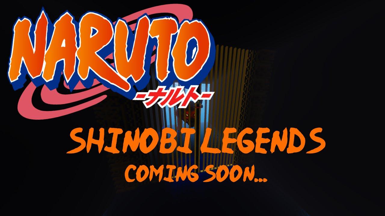 Naruto Shinobi Legends I RPG I 3D-Texture Pack I Roleplay