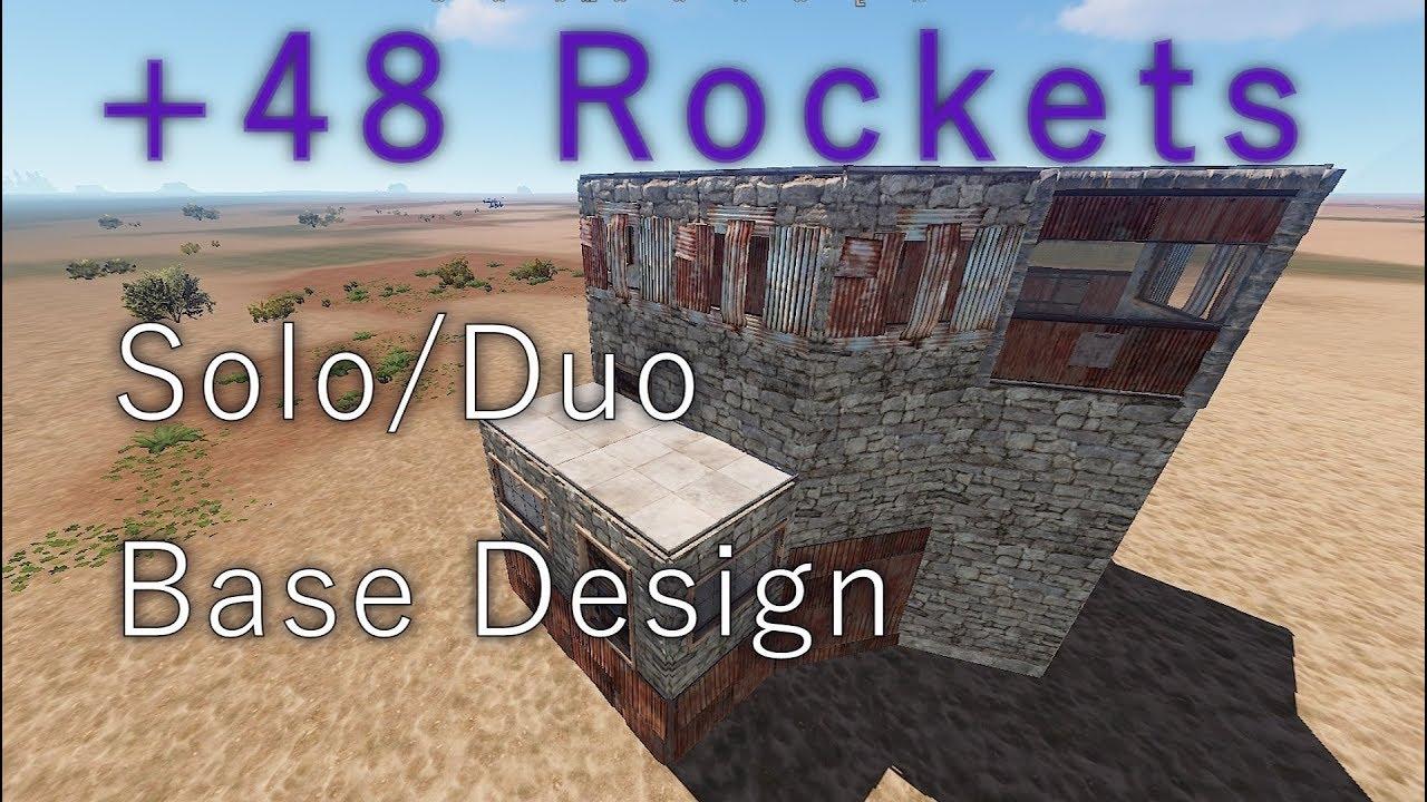 Bunker Base 48 Mg