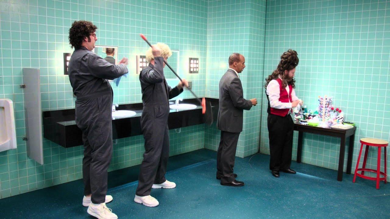 Bathroom Queue preview - the bathroom boys - youtube