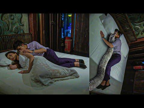 Chàng Trai Mò Vào Phòng Ngủ Người Yêu Cũ Xơ Múi Không Ngờ Ôm Phải Rắn Khổng Lồ   Xà Nữ   BigTV