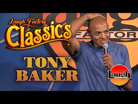 Tony Baker | Public School | Laugh Factory Classics | Stand Up Comedy