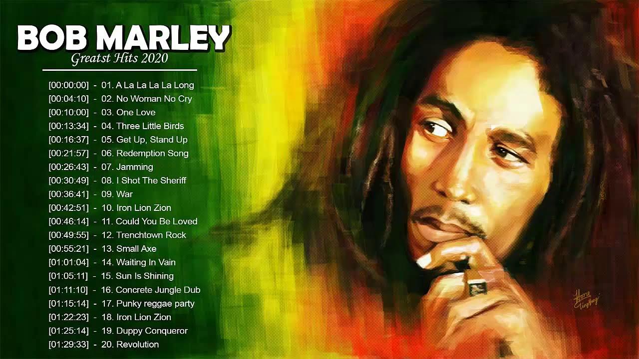 Bob Marley Greatest Hits Full Album 2020 - Bob Marley Best Songs - Bob  Marley Reggae Collection - YouTube