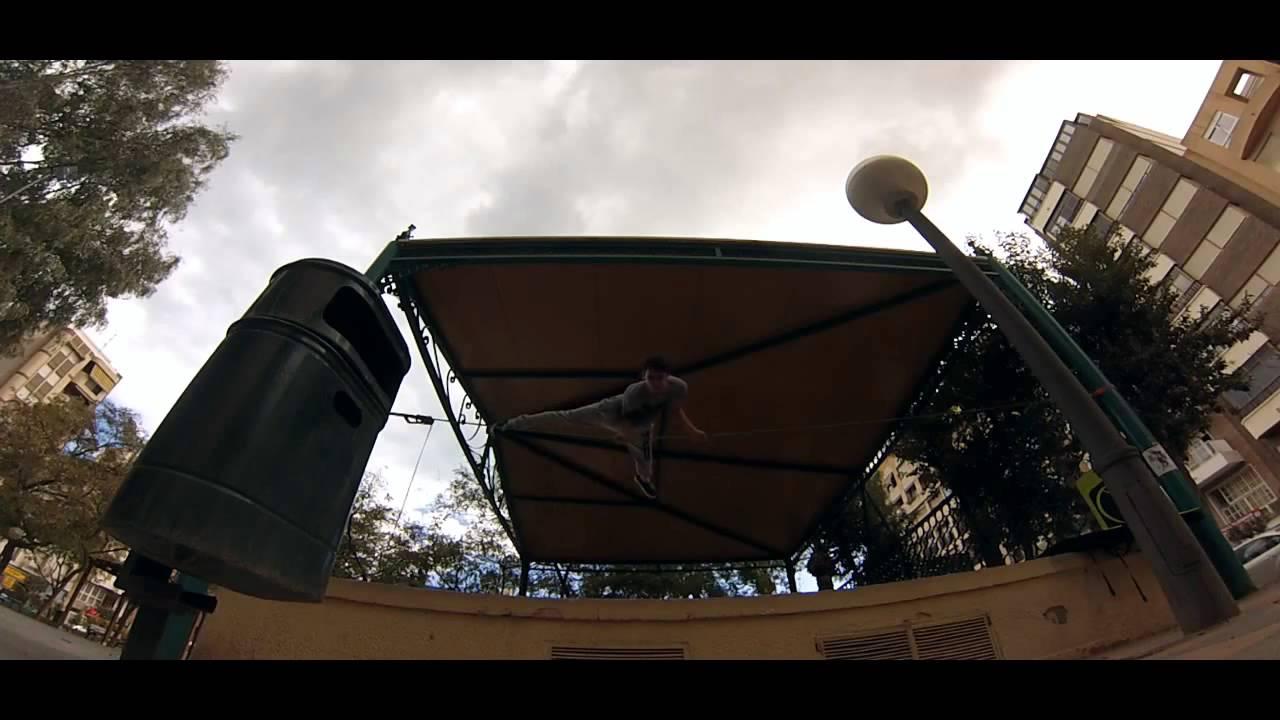 Sample Of Slackline - David Marco- HD - YouTube