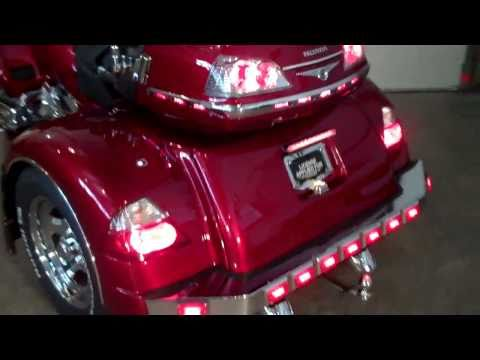 2010 Honda 1800 Goldwing Adventure Trike IRS Independent