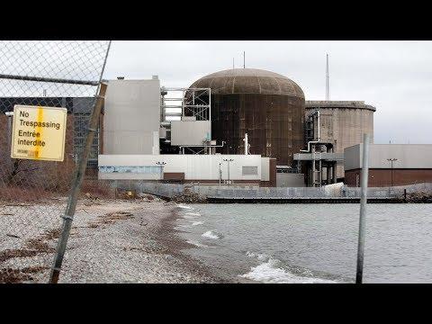 Pickering Nuclear Plant Emergency Alert Sent 'in Error'