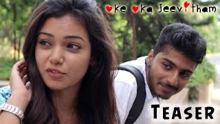 Oke Oka Jeevitham || Latest Short Film Teaser || Gautham Murali || Uha Tadimeti || Krishna Chandhu
