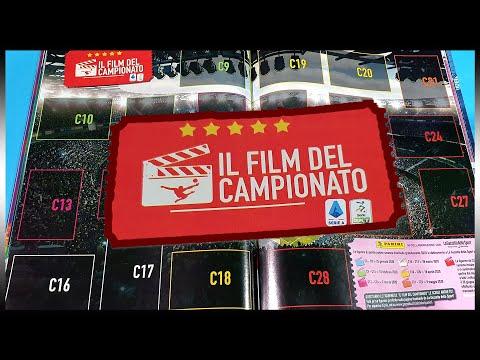 FILM DEL CAMPIONATO N.3 FIGURINE PANINI CALCIATORI 2019-20!