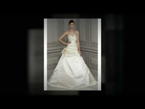 Monique Lhuillier Wedding Dresses - Love at First Sight 2012 - 2013