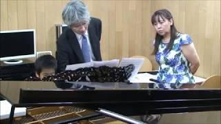 安田正昭先生特別レッスン2018/07小2デイジー