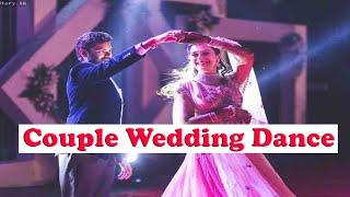 O Zaalima beautiful couple wedding dance performance