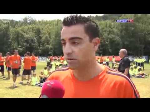 """Xavi Hernández: """"La Motivación Y Las Ganas De Triunfar Están Intactas"""""""