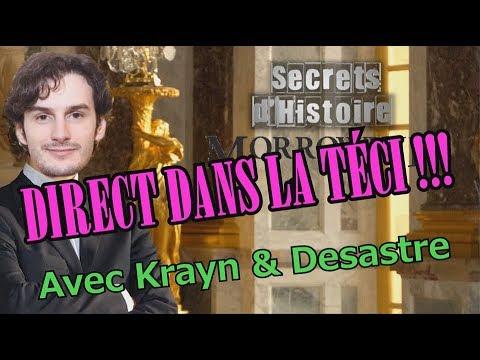 SECRETS D'HISTOIRE sur TESO : La téci mécanique !! avec Krayn & Desastre