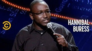 The Weirdest Part of Working in an Office - Hannibal Buress