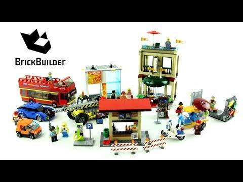 Lego City 60200 Capital City Lego Speed Build Youtube