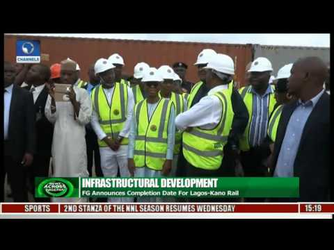 Lagos Kano Railway Project To Be Completed Before End Of 2017-- Transport Minister