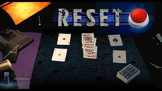 Easy card magic revealed - Reset
