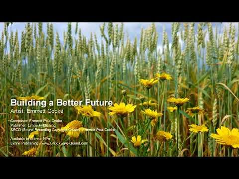 Building a Better Future - Emmett Cooke (Lynne Publishing)