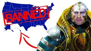 10 BANNED Games The Government FORBIDS You To Play | Chaos