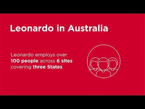 Leonardo in Australia