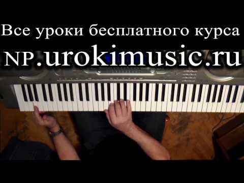 Нахум Переферкович. Уроки импровизации. Уроки фортепиано. vse.urokimusic.ru Как играть на фортепиано