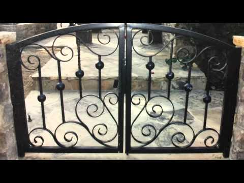 Lee's Iron Works Wrought Iron Gates Fences and Railing