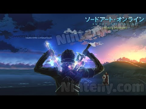 Sword Art Online Infinity Moment English Patched Sao For Pc Android Youtube