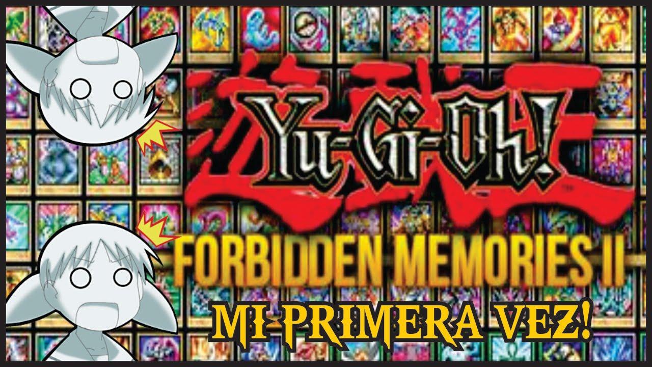 Yu-Gi-Oh! Forbidden Memories 2 | Mi Primera Vez! | FenixGamers77