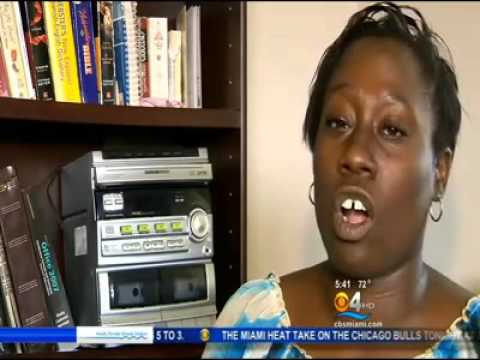 CBS 4 Miami: Homestead Woman Gets Home For Family In Time For Mother's Day