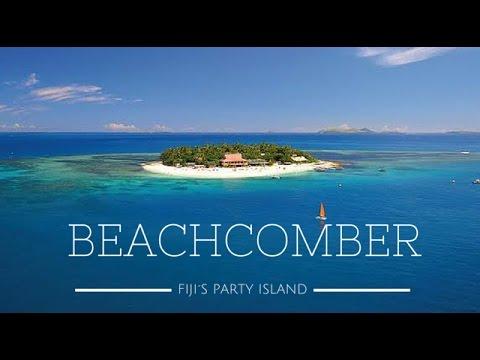 Beachcomber Island Fiji Paradise