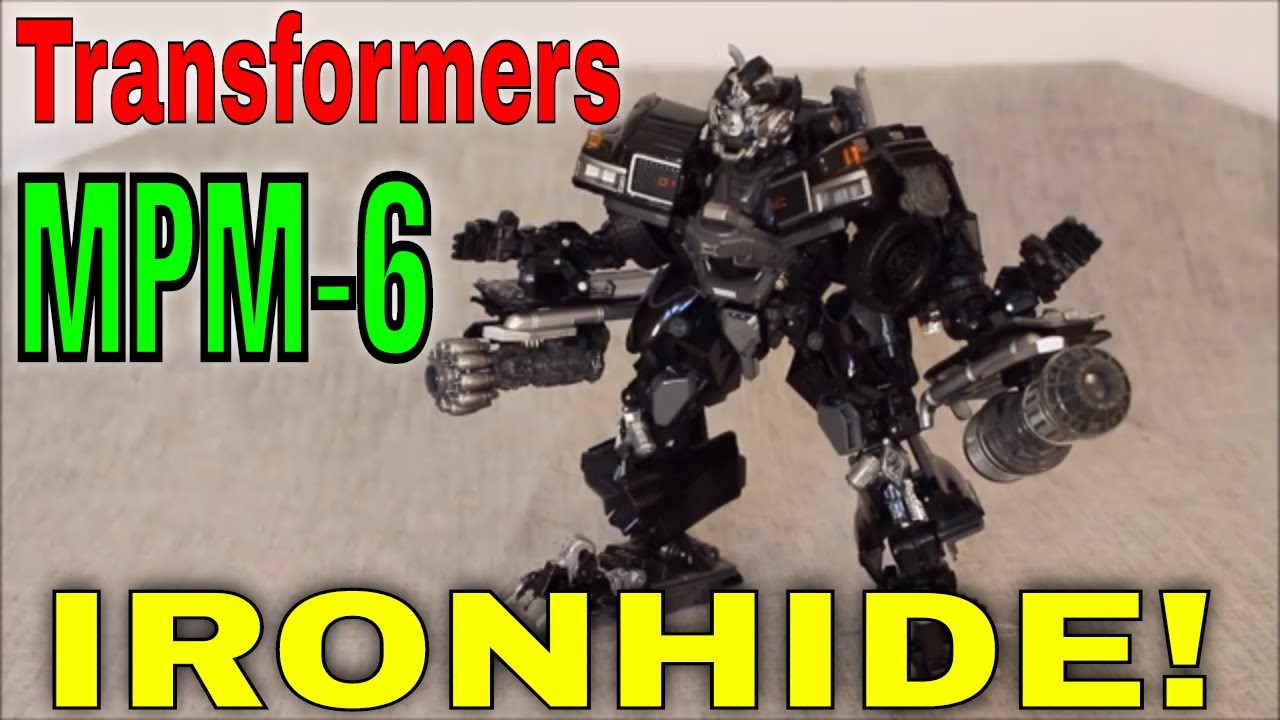 MPM-6 Ironhide - Is he Really a Masterpiece?