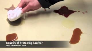 Benefits of using Leather Protection Cream