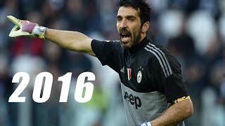Gianluigi buffon - best saves 2016  ● amazing saves show  ● hd
