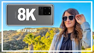 8K Vlog with the Samsung Galaxy S20 Ultra!