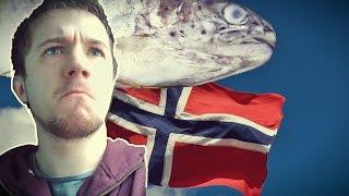 Rakfisk - jemy zgniłą rybkę