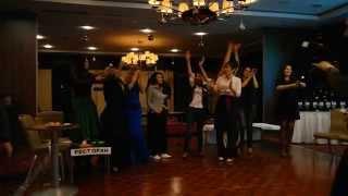 Front Office at Hilton Garden Inn Astana(Crazy FO team at Hilton Astana made their best performance of