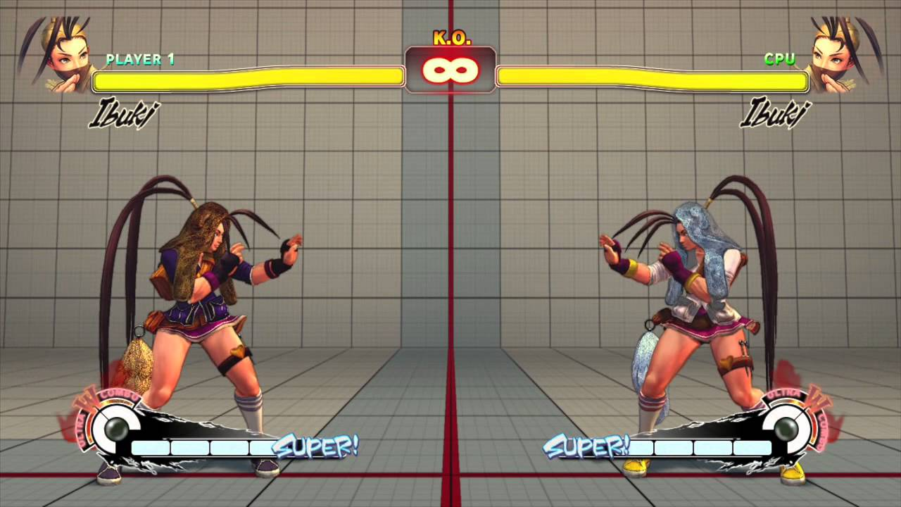 usfiv ibuki s summer vacation costume all colors numbered youtube