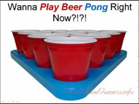 #1 Beer Pong Online-YES Please!! The Best Free Online Games Here!