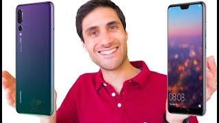 Huawei P20, P20 Lite e P20 Pro - TUDO o que DEVES SABER!