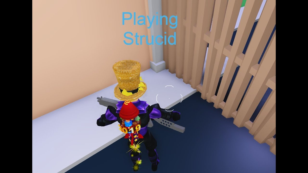 roblox playing strucid youtube