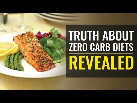 The Truth about: Zero Carb Diets for Weight Loss!