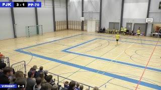 PJK - PP-70 28.10.2017 klo 15.00 Futsal-liiga