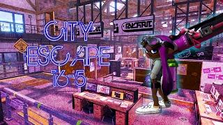 City Escape - Let the Evil Flow Through You