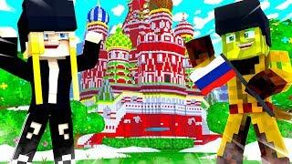 1 URLAUB in RUSSLAND?! - Minecraft REISE
