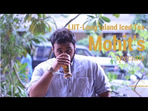 Long Island Iced Tea Ingredients, How To Make LIIT, Cocktail Recipe By Mohit | TasteYourDrink