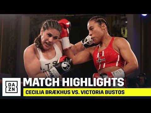 HIGHLIGHTS | Cecilia Braekhus Vs. Victoria Bustos